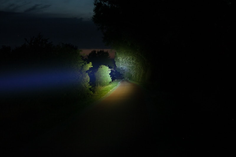 Beamshot of Nextorch T7L