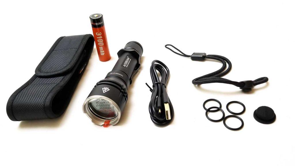 Acebeam L17 accessories