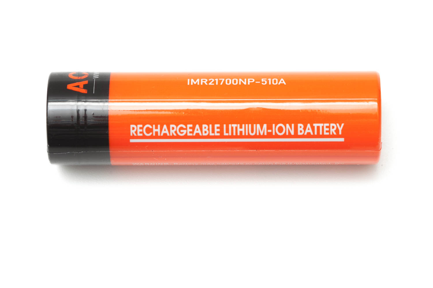 Acebeam lithium ion battery