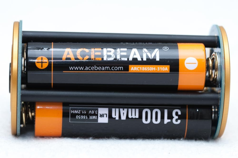 battery carrier with 4 batteries