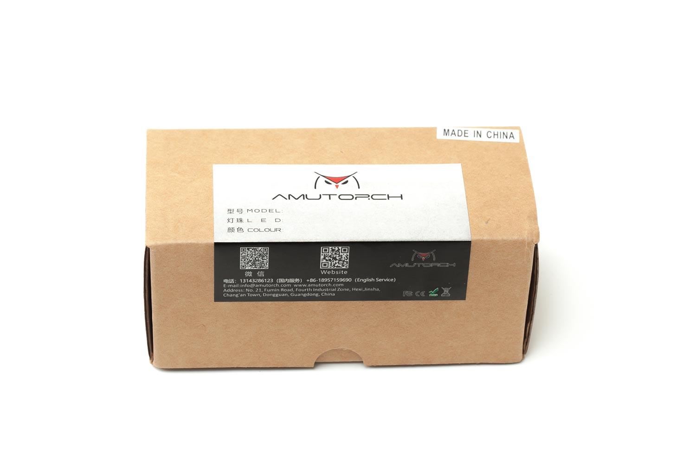 Amutorch flashlight box