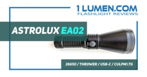 Astrolux EA02