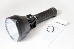 FLashlight with manual