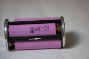 unprotected batteries can fit blf gt with hack