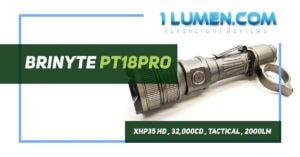 Brintey PT18 pro review image