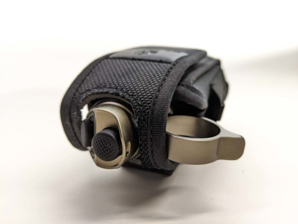 PT18 pro in holster