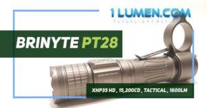 Brinyte PT28 review image