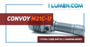 Convoy M21C U review