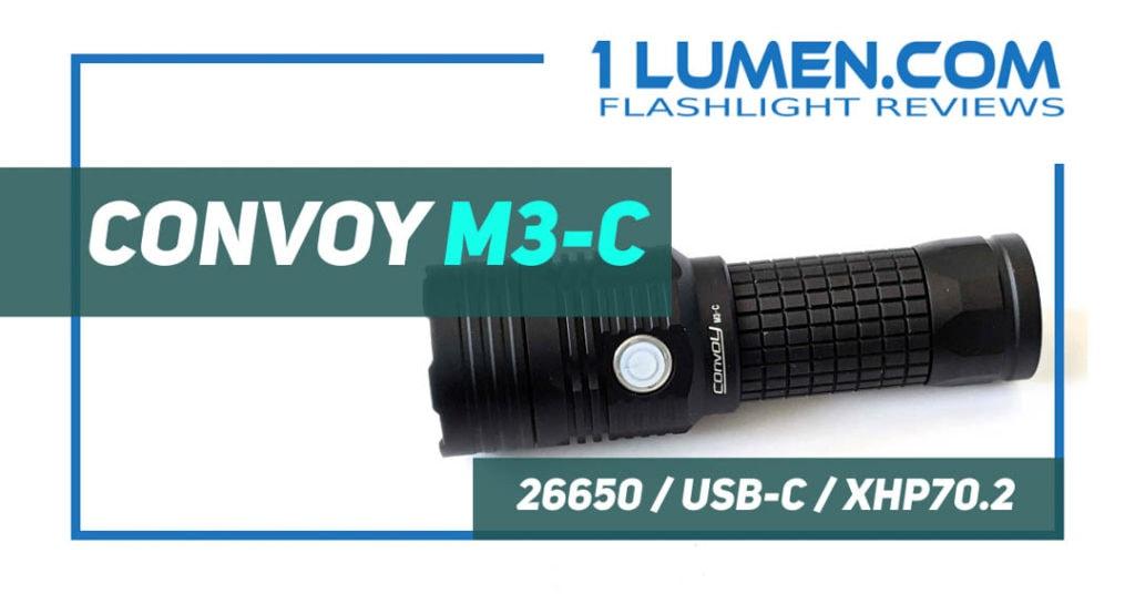 convoy m3-c review
