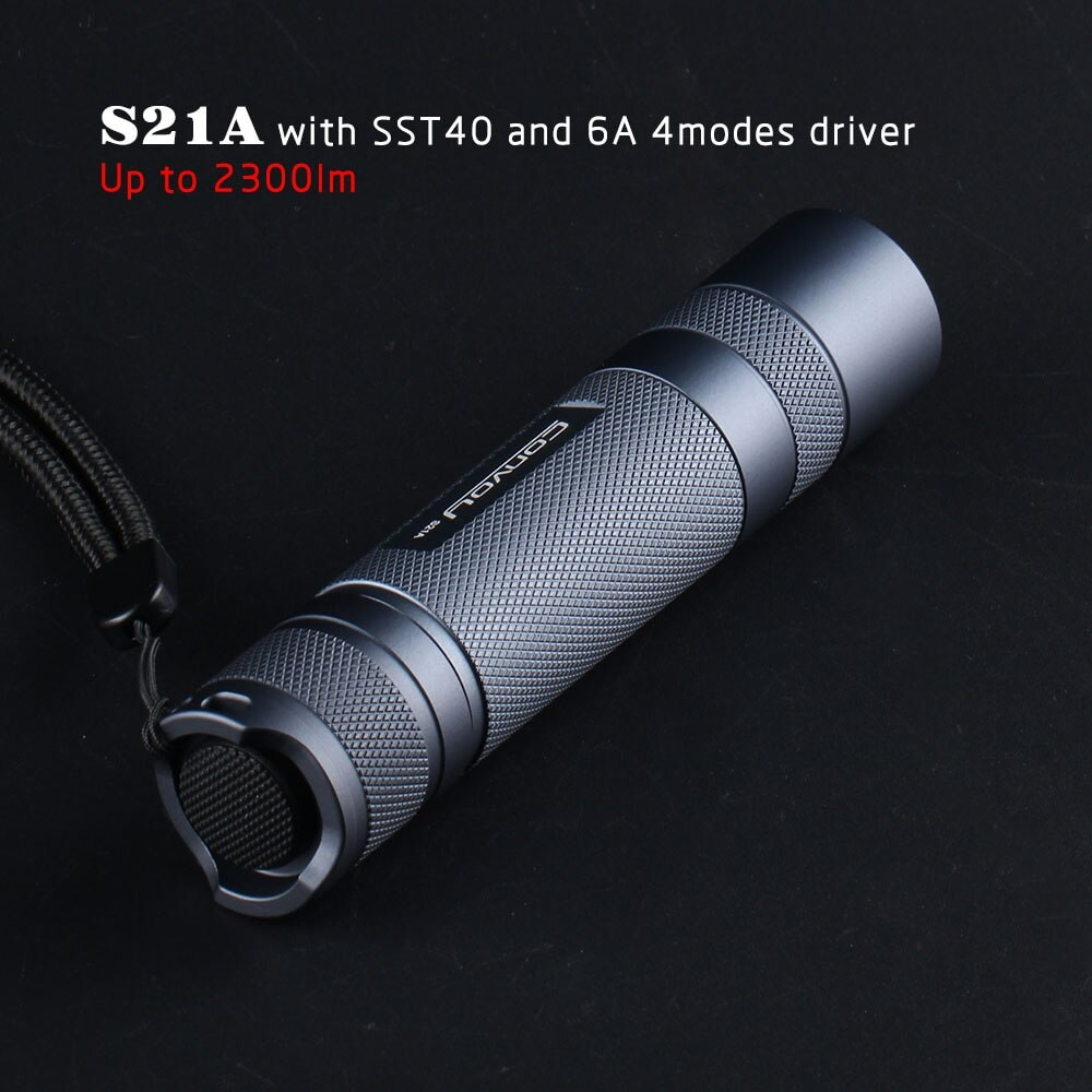 convoy-s21a-21700-flashlight