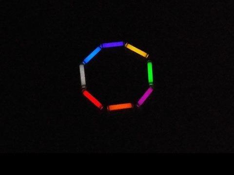tritium inserts for flashlights