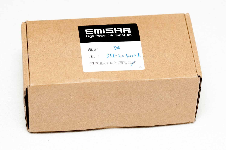 Emisar D18 box