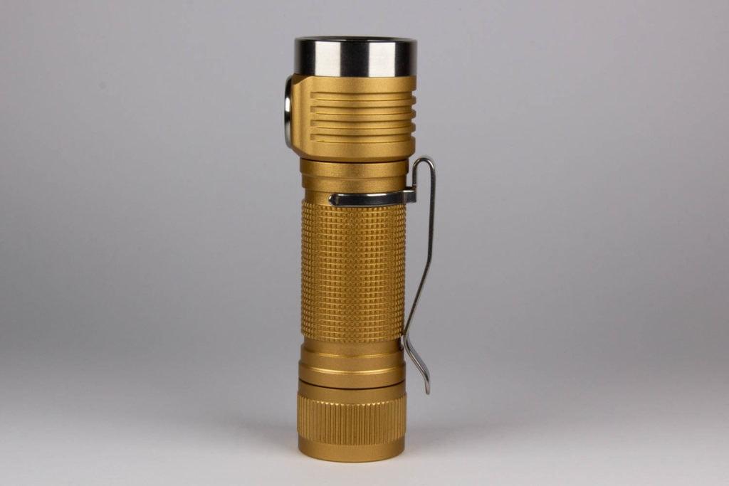 pocket clip for emisar flashlight