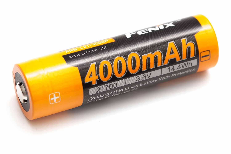 Fenix LR35R battery