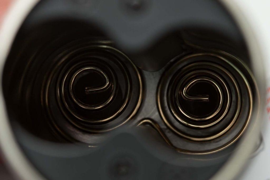 Fenix LR35R springs