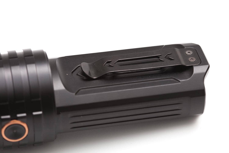 Fenix LR35R pocket clip