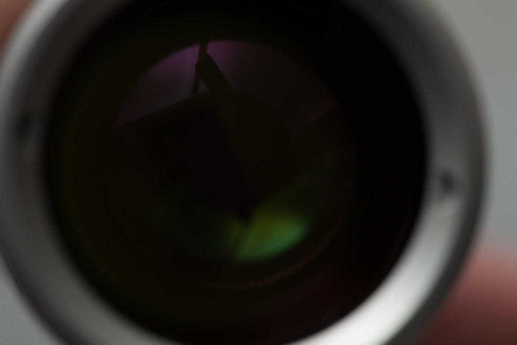 front lens of fenix tk30