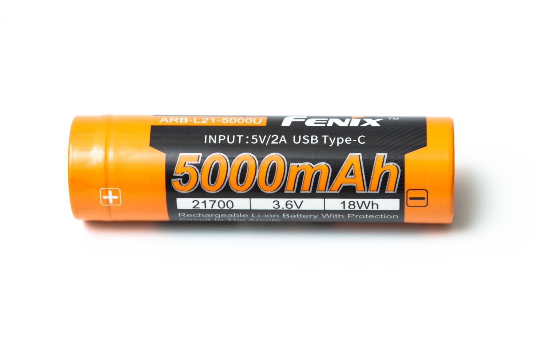 fenix arb-l21-5000u battery with USB charge port