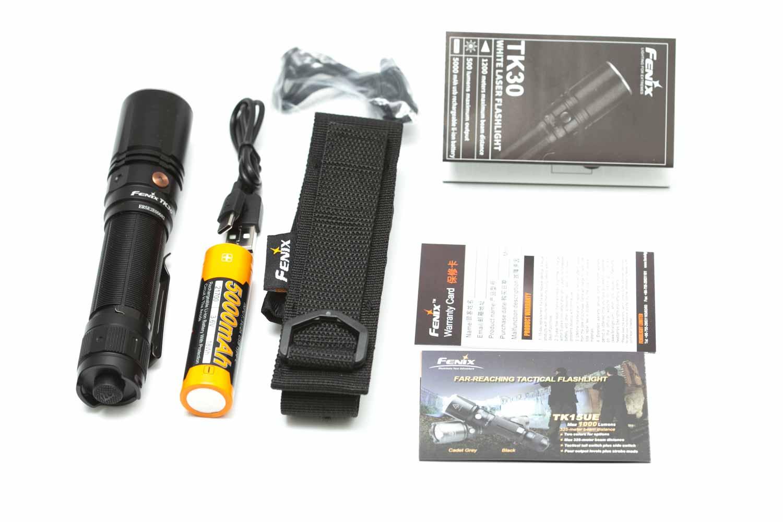 fenix tk30 package