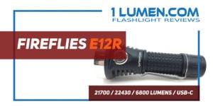 Fireflies E12R review