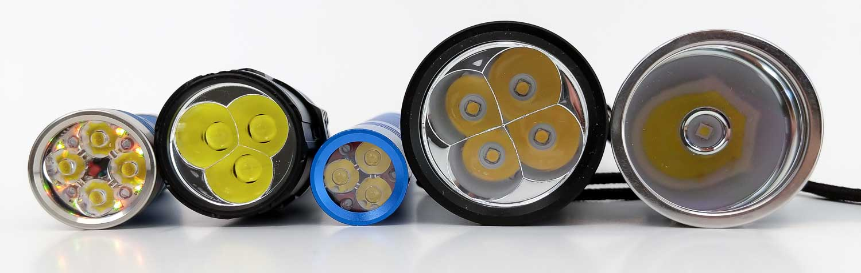 5 reflectors compared