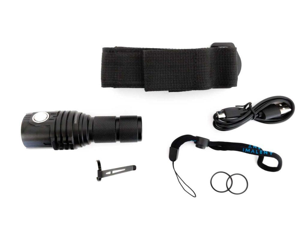 Imalent MS03 accessories
