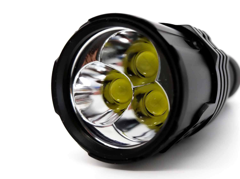 Imalent MS03 LEDs