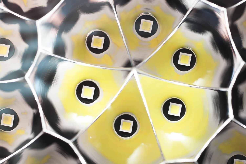 Imalent R90TS LED emitters