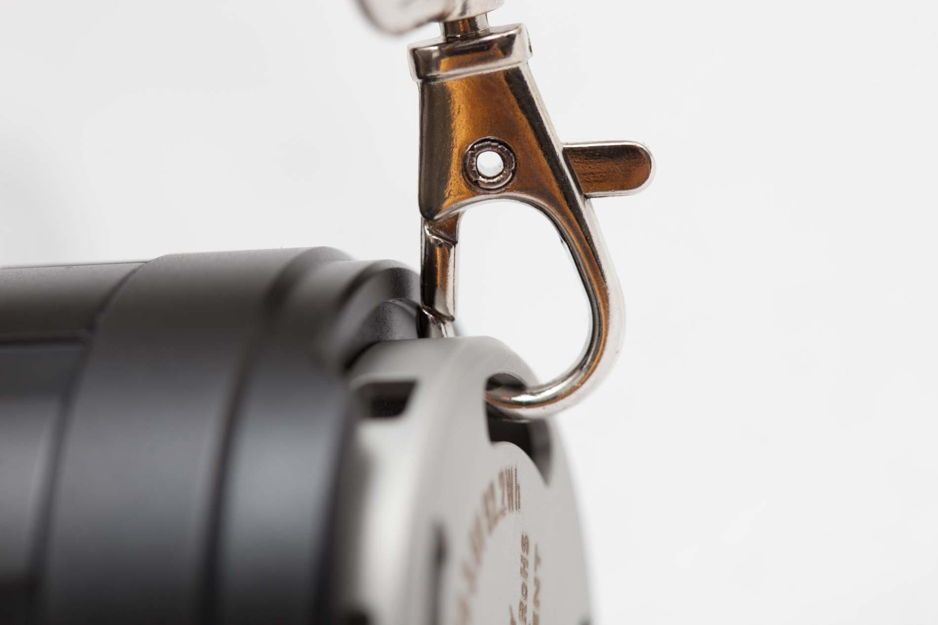 Imalent R90TS clip attachment