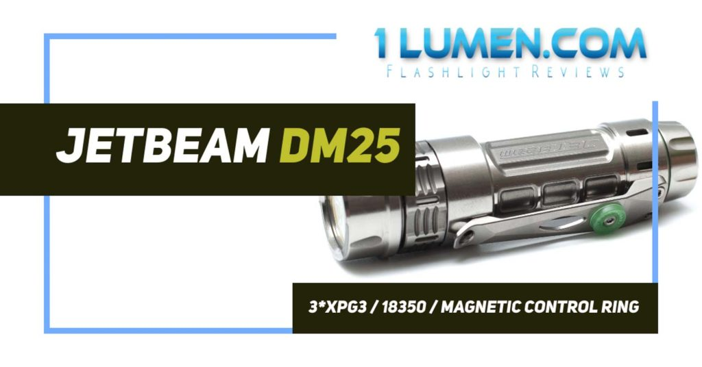 jetbeam dm25 review