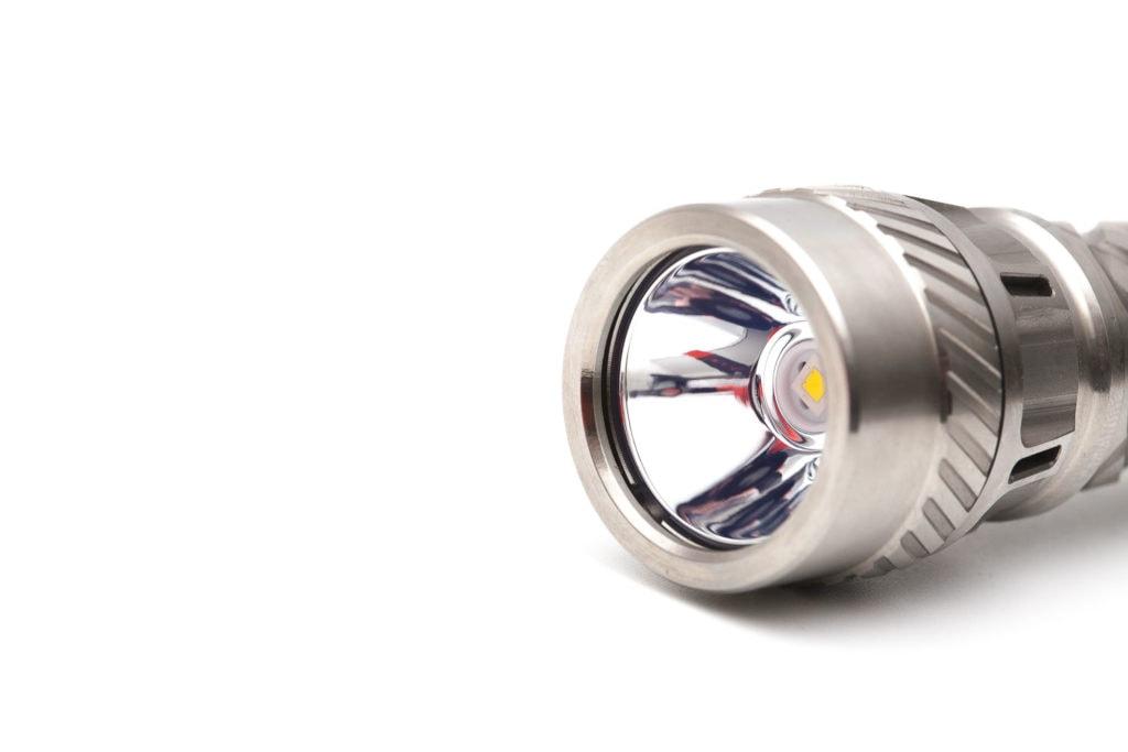 reflector of flashlight