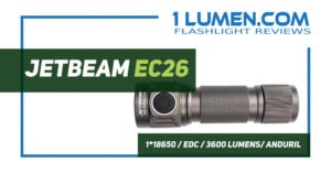 Jetbeam EC26 review