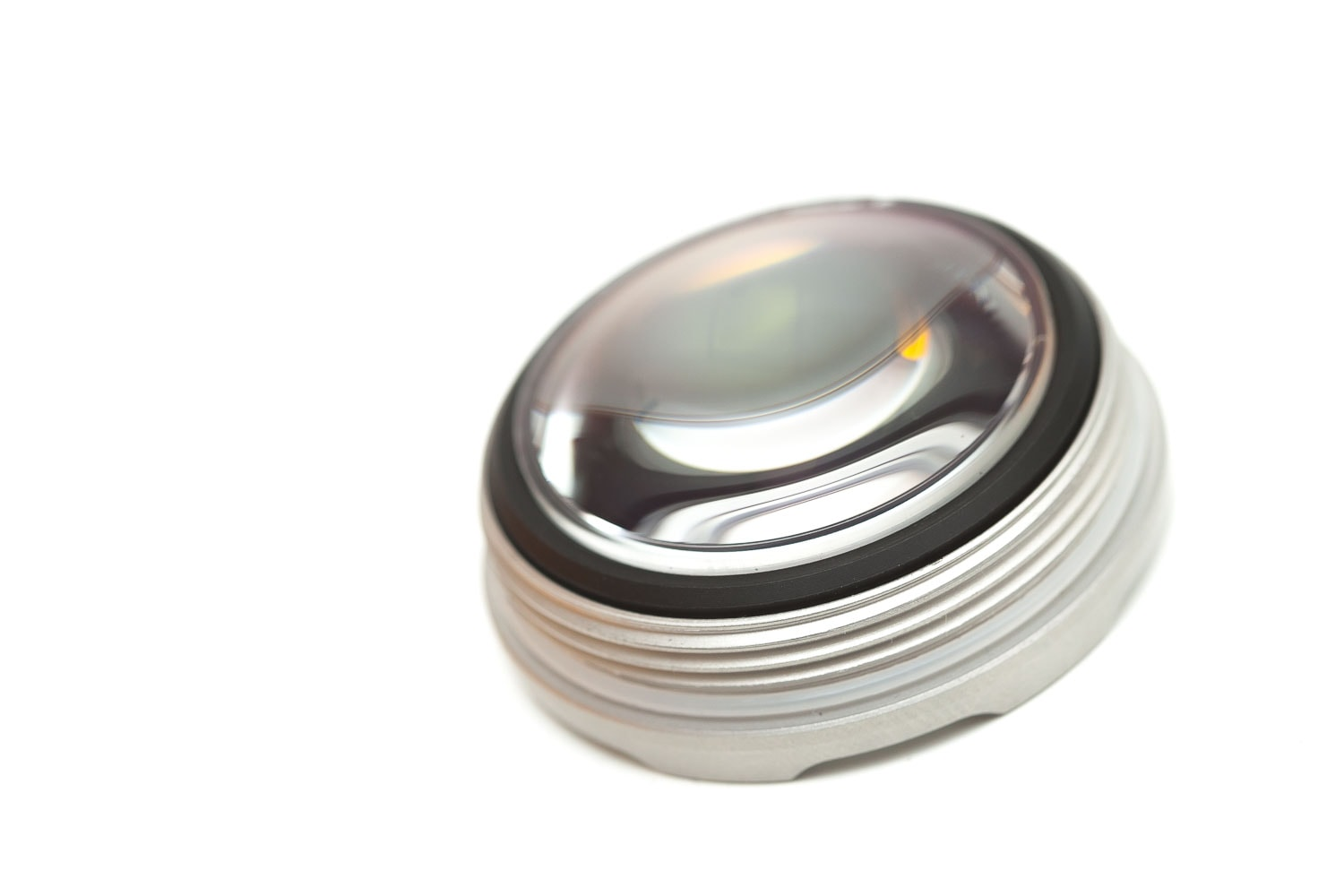Convex lens of the Jetbeam M2S WP-RX