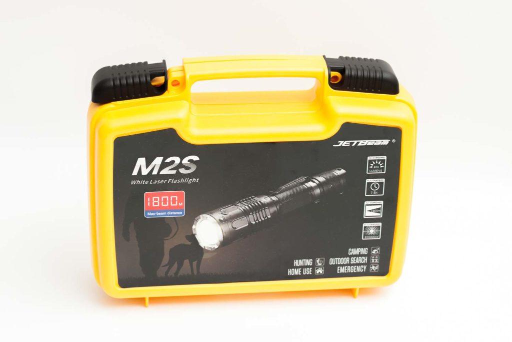 Jetbeam M2S carry case