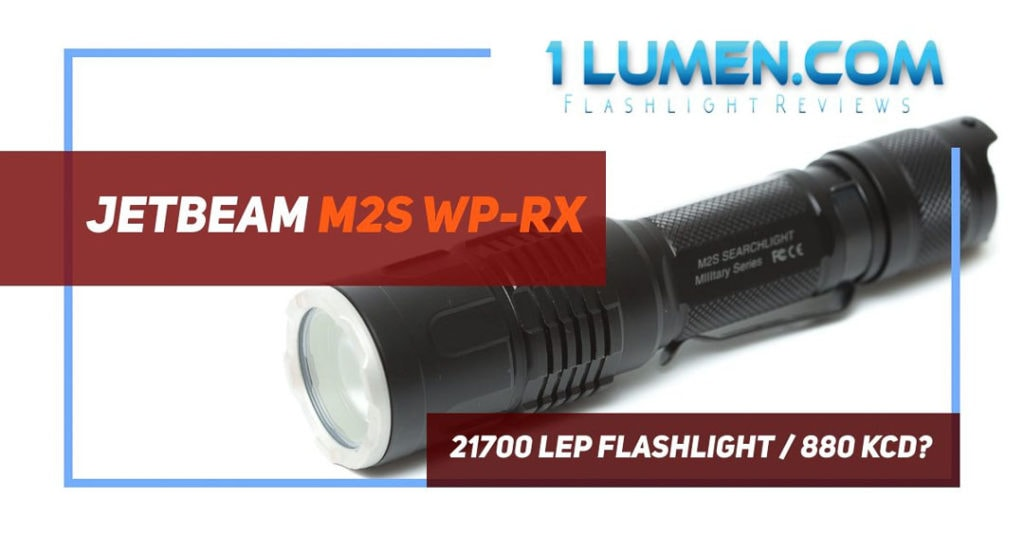 Jetbeam M2S review image