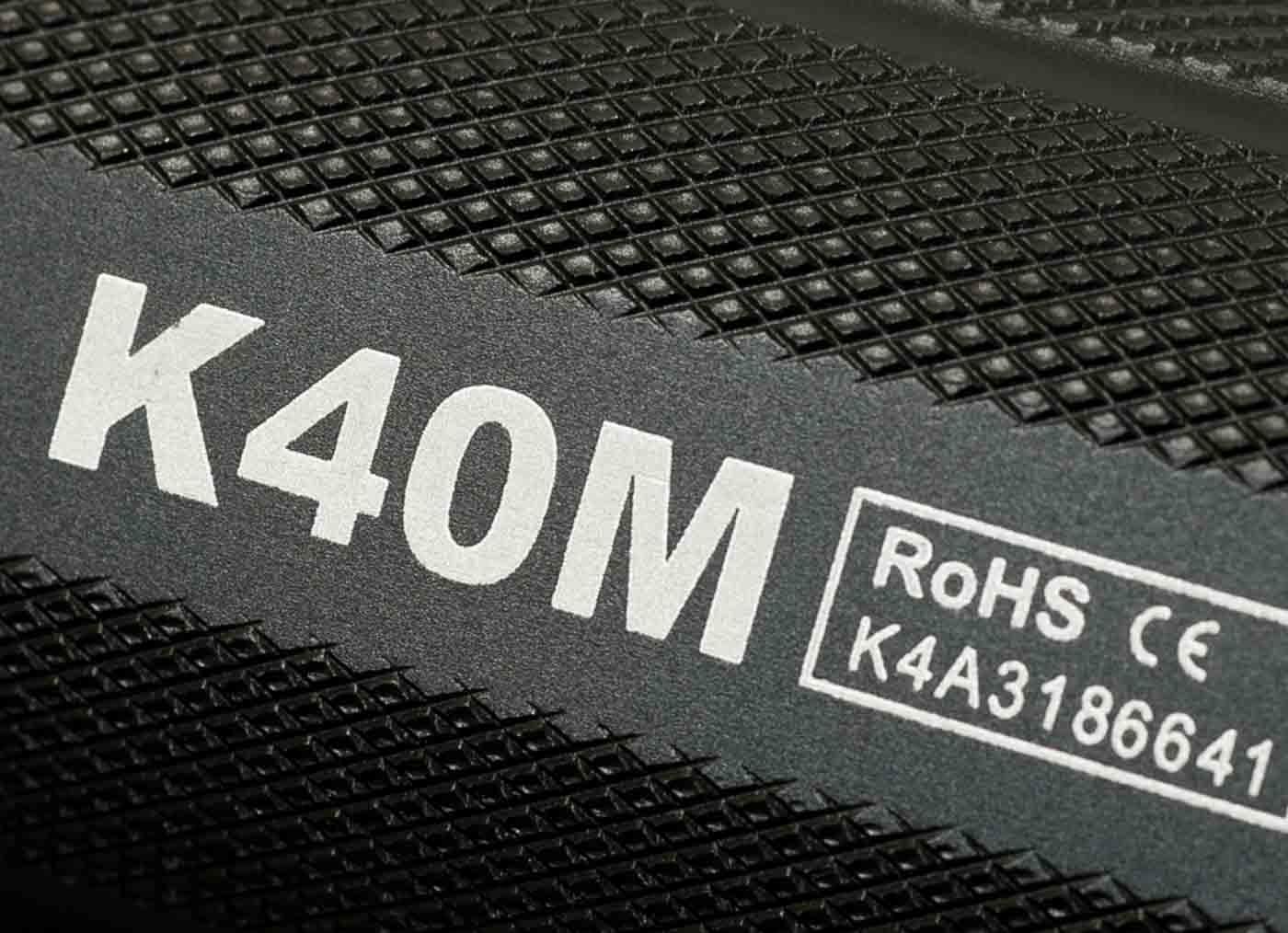 K40M prints
