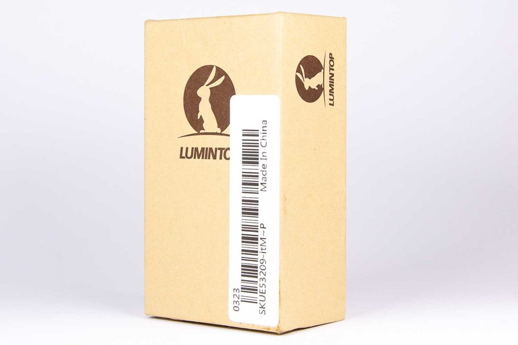 Lumintop OD10 package