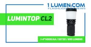 Lumintop CL2 review