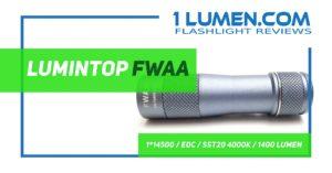Lumintop FWAA review