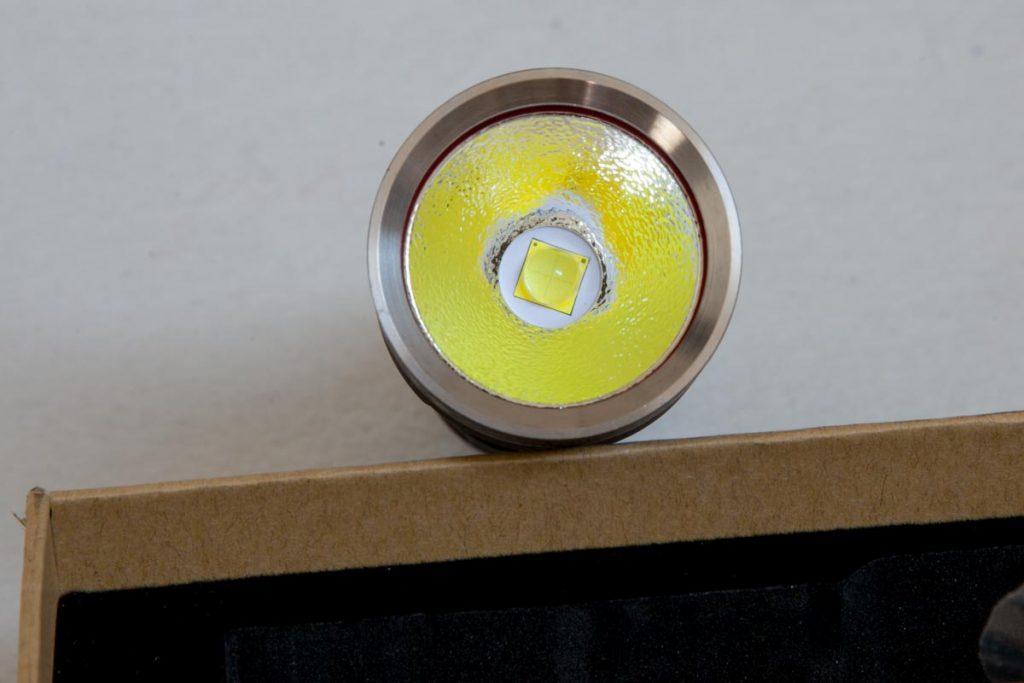 the XHP70.2 led closeup
