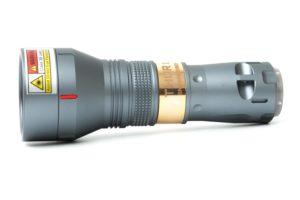 Lumintop Thor 2 18350 size