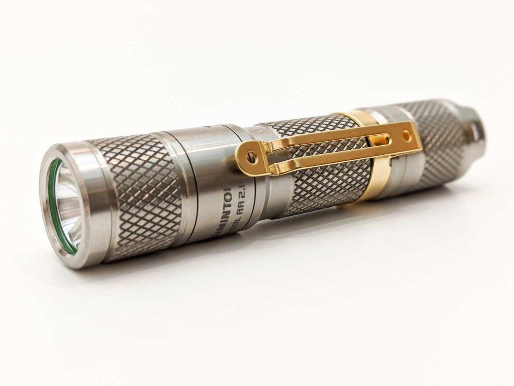 Nichia Lumintop Tool AA 2.0