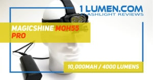 Magicshine MOH55 PRO review