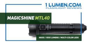 Magicshine MTL40 review