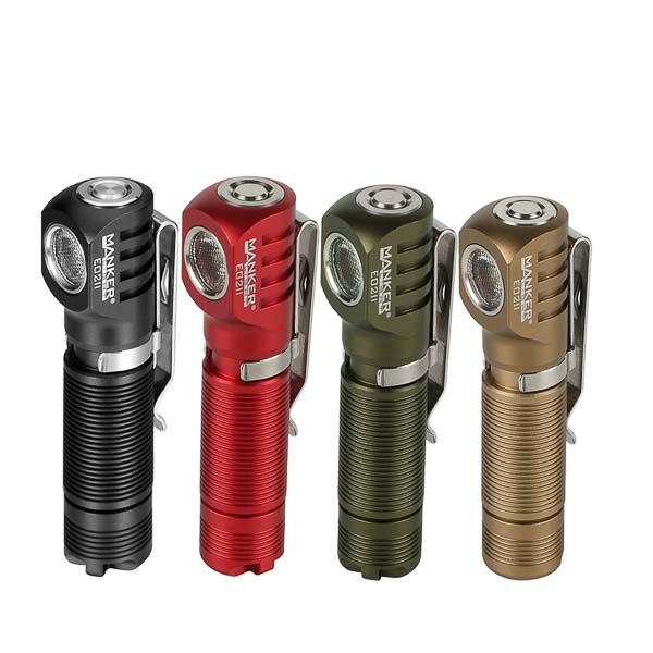 manker E02 II flashlight