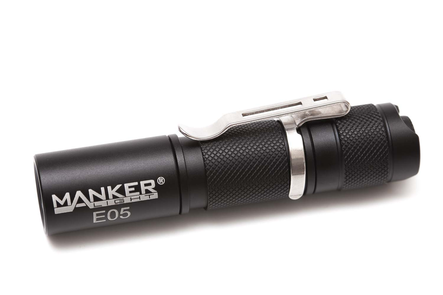 CLOSEOUT SPECIAL Manker E05 Pocket AA//14500 Thrower OSRAM KW CSLNM1.TG LED
