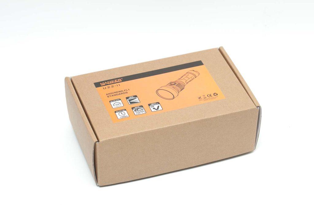 Manker U22 ii box