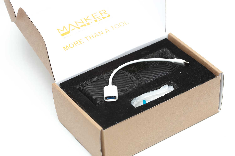 Manker U22 ii package