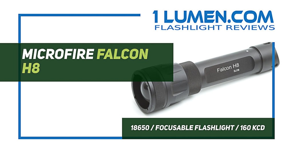 MicroFire Falcon H8 review