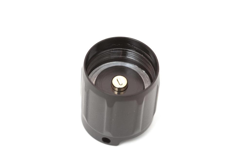 flashlight tailcap